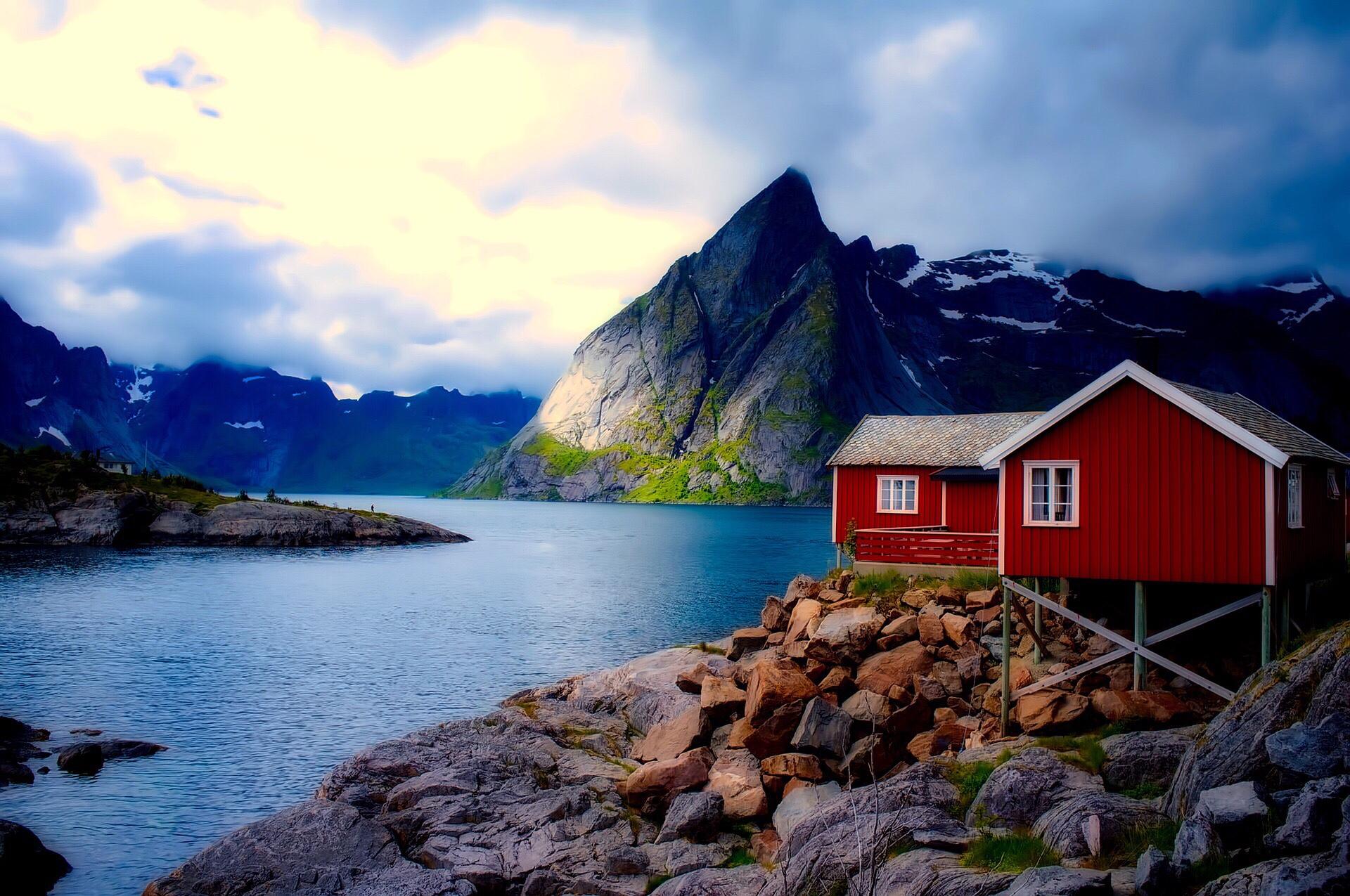 Skandinavier